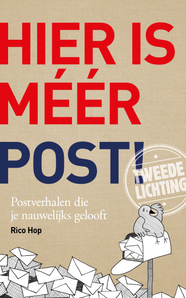 Hier is méér post!